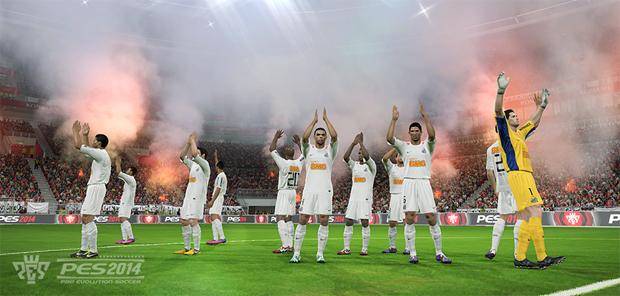 Pro Evolution Soccer 2014 (Foto: Divulgação)