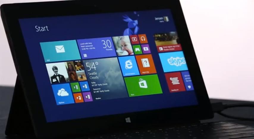 Microsoft mostra novidades do Windows 8.1 em vídeo. (Foto: Reprodução / YouTube)