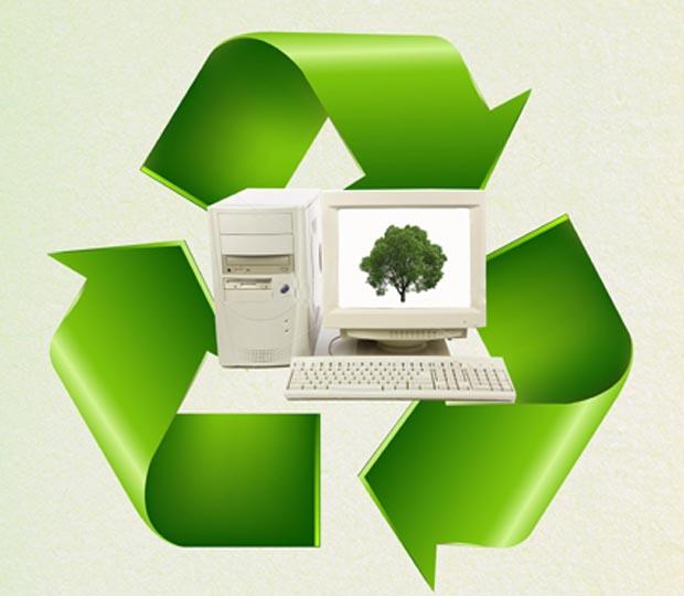 Reciclagem de lixo eletrônico (Foto: Divulgação)
