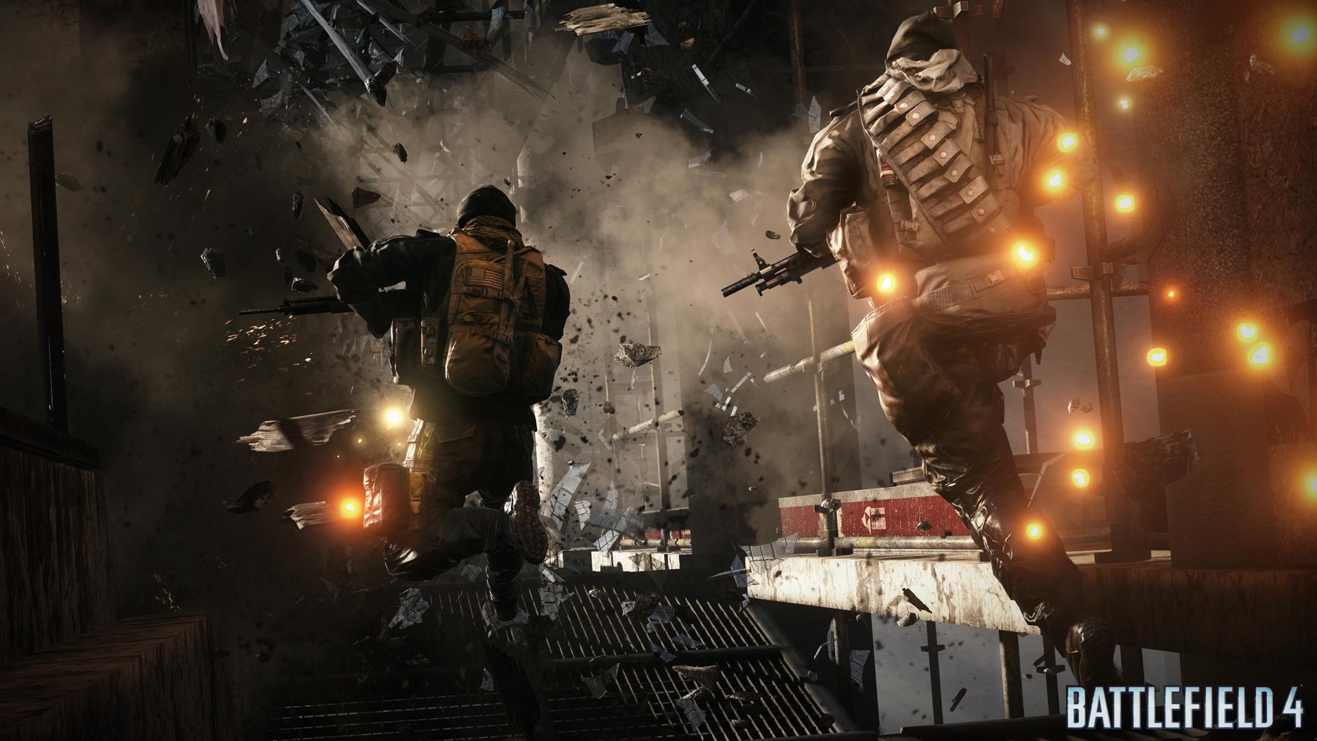 Battlefield 4 promete ser o melhor (e maior) game de tiro da geração (Foto: Divulgação)