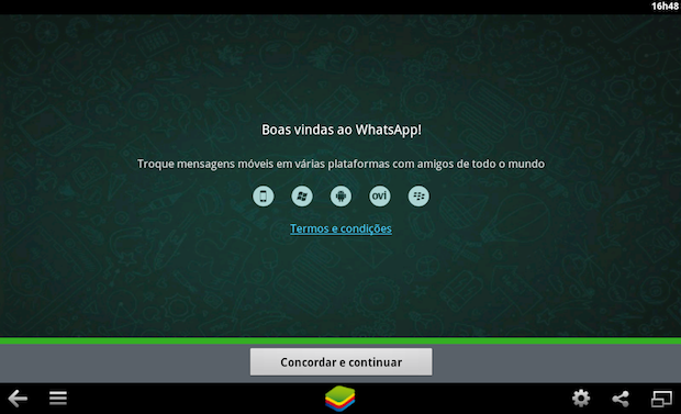 como usar whatsapp no pc windows 7