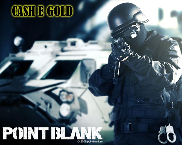 Cash e Gold são extremamente necessários em Point Blank (Foto: TechTudo)