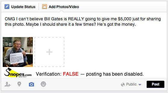 Comprovando a realidade: usuários sugerem detector de mentiras para a página  (Foto: (Foto: Reprodução/AllFacebook))