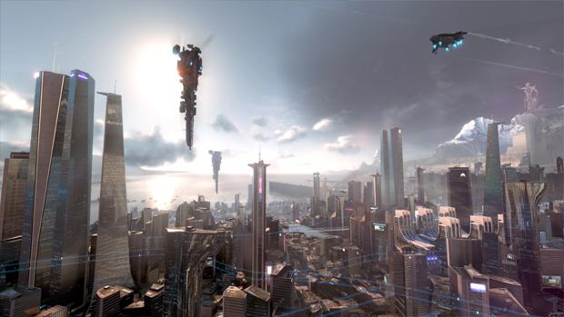 A imagem de Killzone: Shadow Fall em questão (Foto: gamer-info.com)