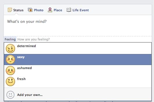 Facebook ganha novas publicações com ações na Timeline do usuário (Foto: Reprodução/Facebook)