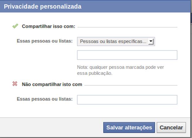 Como impedir que um contato veja suas publicações no Facebook (foto: Reprodução/João Kurtz)