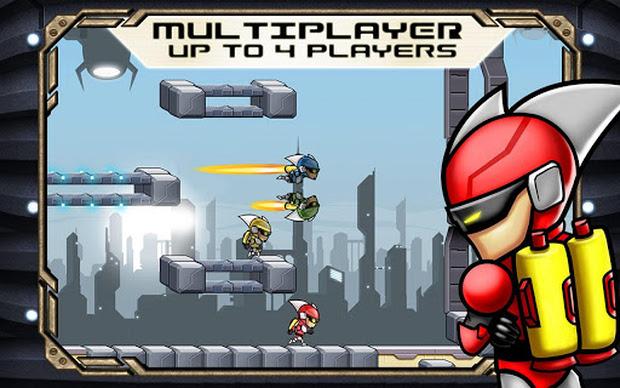Gravity Guy ganha versão gratuita no Android, Baixe agora! (Foto: Divulgação)