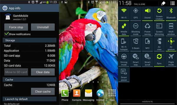 Samsung começa a liberar a primeira atualização de software do Galaxy S4 (Foto:Reprodução/GSMArena) (Foto: Samsung começa a liberar a primeira atualização de software do Galaxy S4 (Foto:Reprodução/GSMArena))
