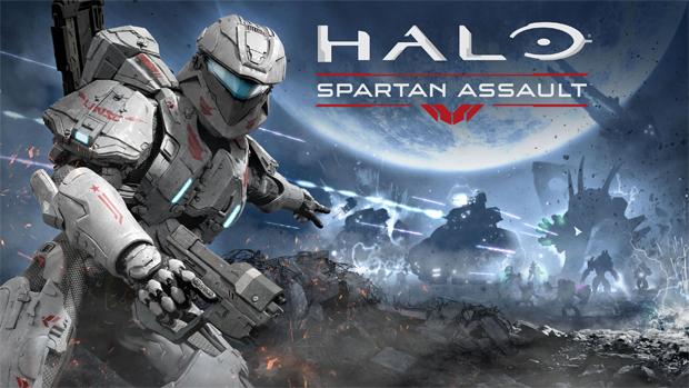 Halo: Spartan Assault (Foto: Divulgação) (Foto: Halo: Spartan Assault (Foto: Divulgação))