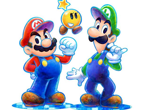 Mario & Luigi: Dream Team (Foto: Divulgação)