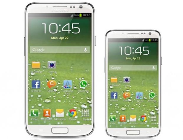 Samsung Galaxy S4 e Galaxy S4 mini têm especificações diferentes, mas são ótimos smartphones (Foto: Reprodução)