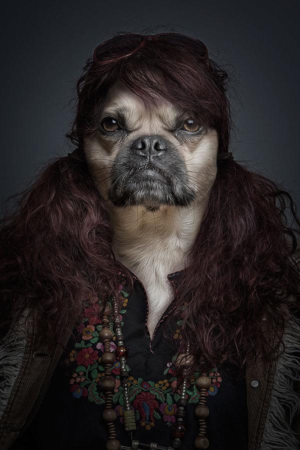 "Sebastian Magnani cria serie fotográfica ""Underdogs"". (Foto: Sebastian Magnani)"