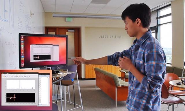 Pesquisadores de universidade desenvolvem o WiSee, um sensor que permite controlar a casa inteira por meio de gestos. (Foto: Reprodução / Ubergizmo)