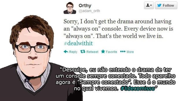 Diretor criativo da Microsoft saiu do emprego após bater boca no Twitter (Foto: Reprodução/Rafael Monteiro)