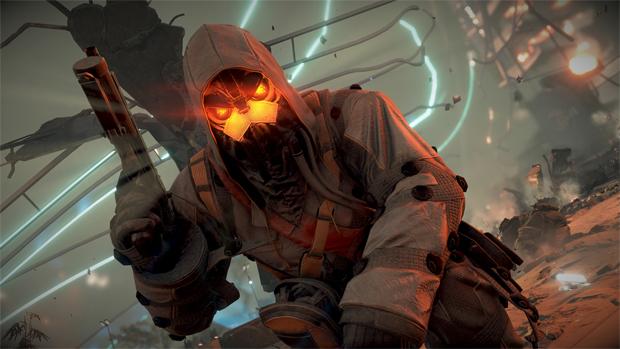 Killzone é um dos grandes títulos do PS4 (Foto: Divulgação)