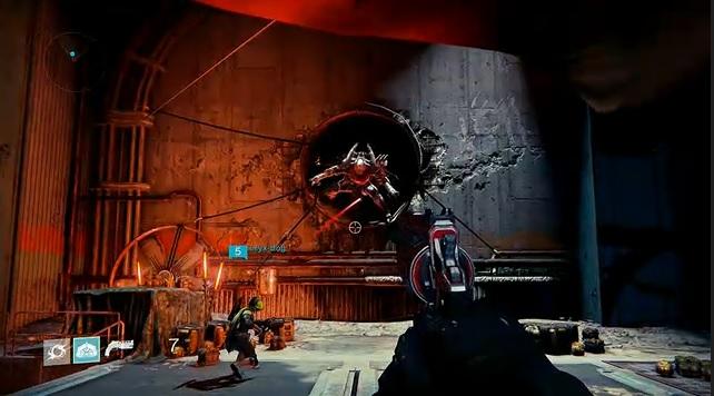 Destiny em cenas de gameplay (Foto: Reprodução)