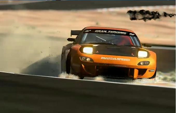 Gran Turismo 6 ganha novo trailer na E3 2013 (Foto: Reprodução)