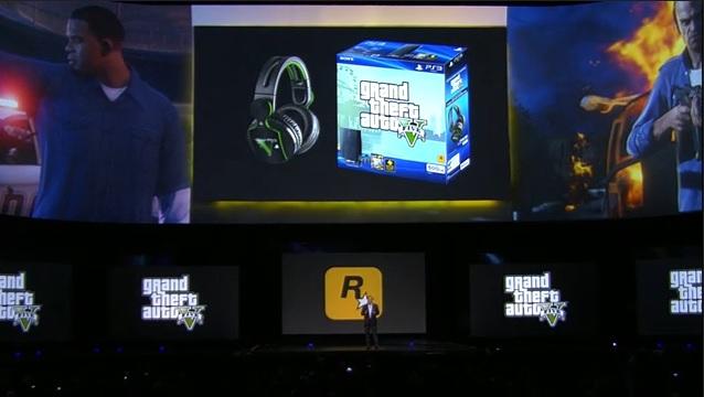 GTA 5 virá em edição especial do PS3 (Foto: Reprodução)