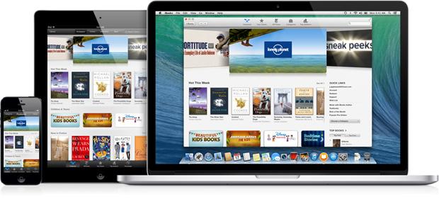 iBooks (Foto: Divulgação/Apple)