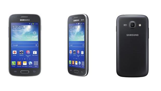 Galaxy Ace 3 recebeu um upgrade no Android e nas configurações (Foto: Divulgação)