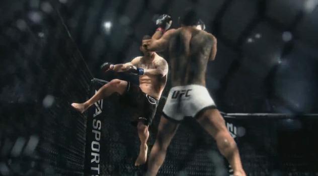 EA Sports UFC  (Foto: Reprodução)
