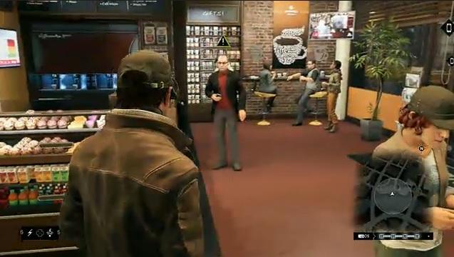 Watch Dogs em mais detalhes de jogabilidade (Foto: Reprodução)