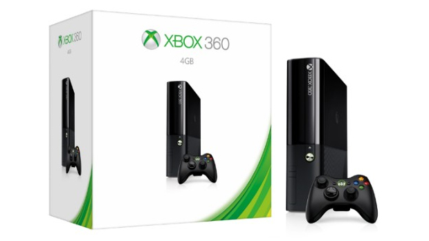 Novo modelo do Xbox 360 de 4GB custa US$ 199 (R$ 400 sem impostos) (Foto: Joystiq)