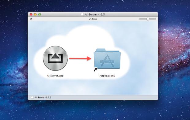 """Copie a aplicação para a pasta """"Applications"""" do seu Mac (Foto: Reprodução/Thiago Bittencourt)"""