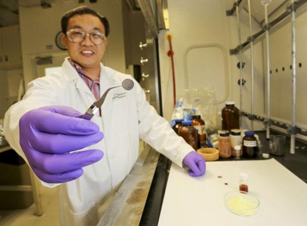 Cientistas encontram eletrólito sólido que pode ser a solução para as baterias de enxofre (Foto: Reprodução/Gizmag)