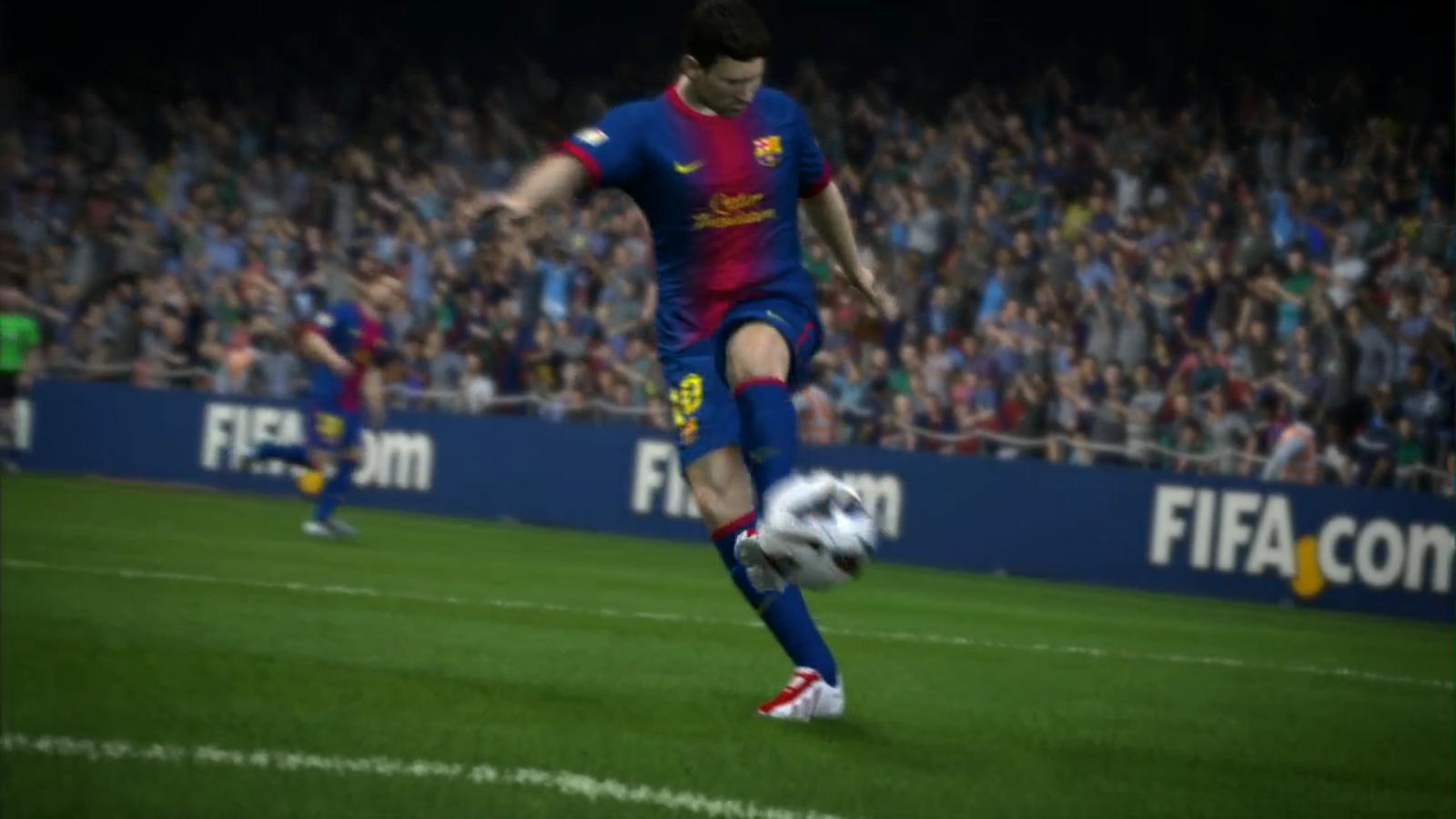 FIFA 14 promete realismo dentro e fora dos gramados (Foto: Divulgação)