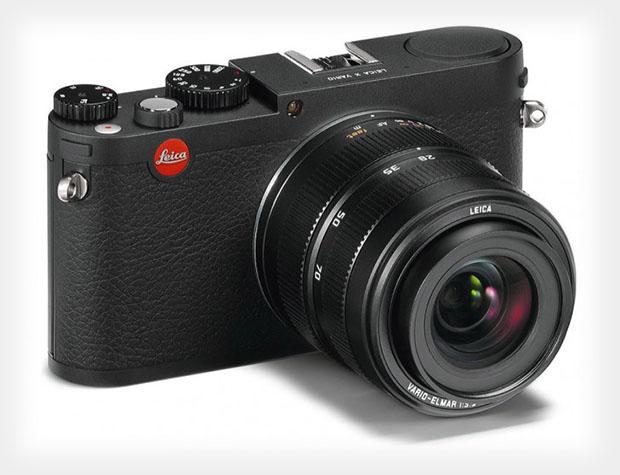 Nova compacta da Leica tem aspecto clássico (foto: Divulgação)