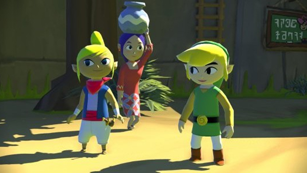 The Legend of Zelda: The Wind Waker HD ganha mais definição no Wii U (Foto: stevivor.com) (Foto: The Legend of Zelda: The Wind Waker HD ganha mais definição no Wii U (Foto: stevivor.com))