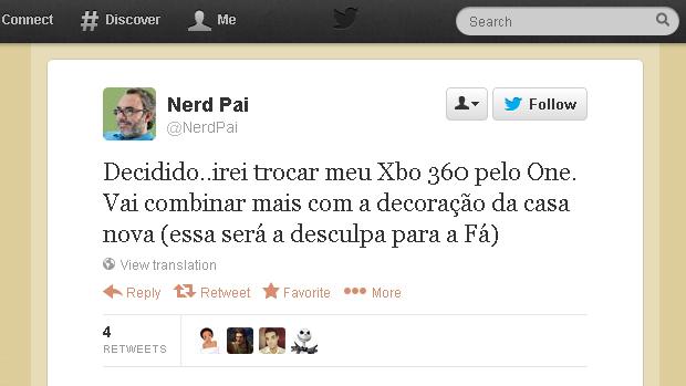 @NerdPai (Foto: Reprodução)