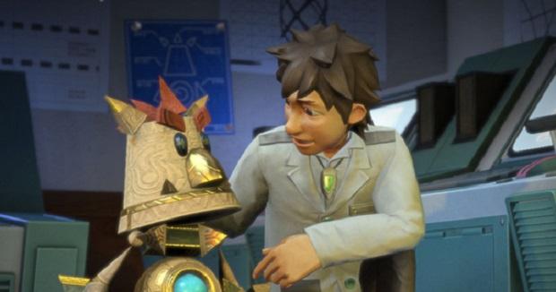 A Sony revelou um novo trailer para Knack (Foto: Divulgação)
