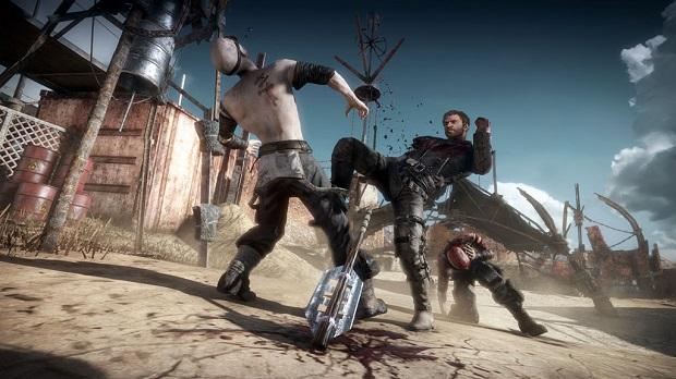 Outra surpresa da noite um jogo baseado em Mad Max (Foto: Divulgação) (Foto: Outra surpresa da noite um jogo baseado em Mad Max (Foto: Divulgação))