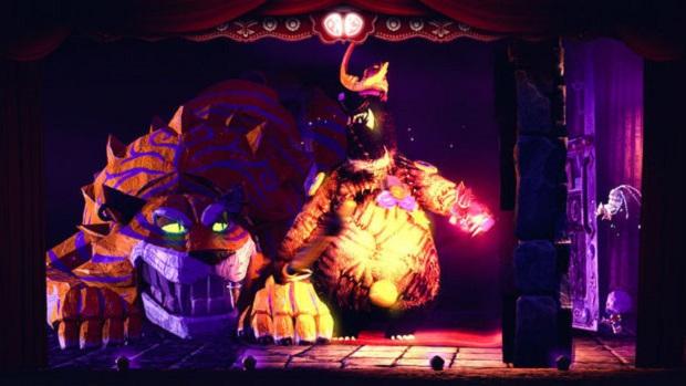 Trailer do belíssimo Pupetter revelou um jogo ainda mais carismático (Foto: Divulgação)
