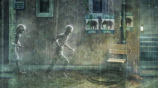 Rain, a história de amor do menino invisível (Foto: Divulgação) (Foto: Rain, a história de amor do menino invisível (Foto: Divulgação))