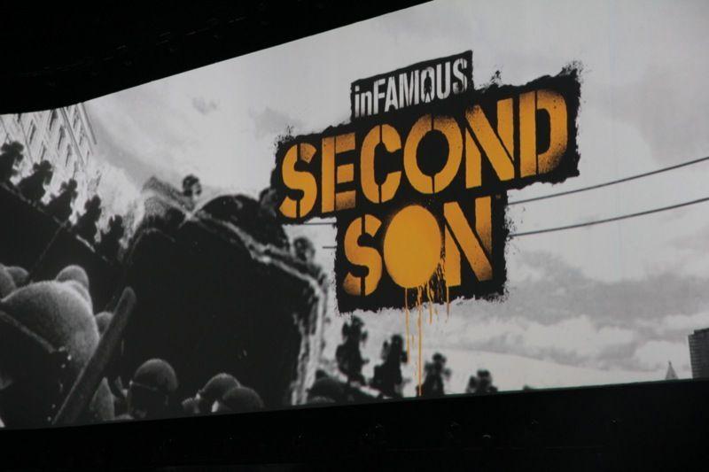 InFamous Second Son (Foto: Léo Torres / TechTudo)