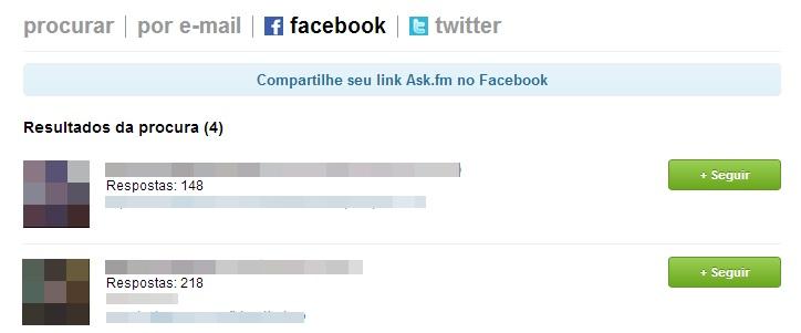 Adicione amigos das redes sociais no Ask.fm  (Foto: Reprodução/Carolina Ribeiro) (Foto: Adicione amigos das redes sociais no Ask.fm  (Foto: Reprodução/Carolina Ribeiro))