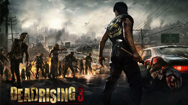 Dead Rising 3 é exclusivo do Xbox One. (Foto: Reprodução)