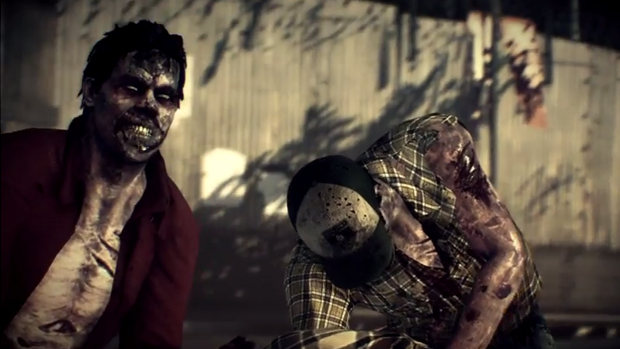 Zumbis de Dead Rising 3 escutarão ruídos através do Kinect. (Foto: Reprodução)