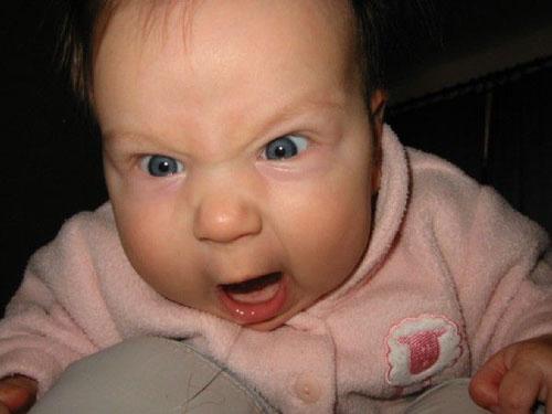 Angry Baby (Foto: Reprodução)