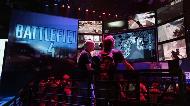 Battlefield 4 impressiona na escala dos combates (Foto: Léo Torres / TechTudo)