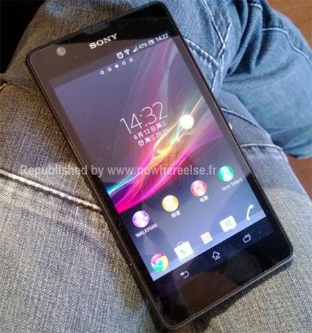 O primeiro foblet da Sony o Xperia Z Ultra ou ZU, chega para concorrer com o família Galaxy Note (Foto: Reprodução/ePrice) (Foto: O primeiro foblet da Sony o Xperia Z Ultra ou ZU, chega para concorrer com o família Galaxy Note (Foto: Reprodução/ePrice))