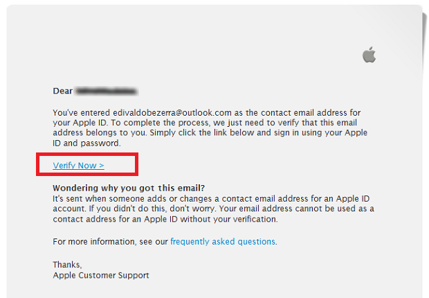 E-mail para confirmar a criação da conta (Foto: Reprodução/Edivaldo Brito)