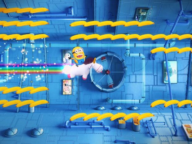 Minion Rush traz os adoráveis Minions para a tela do seu iPhone e iPad (Foto: Divulgação) (Foto: Minion Rush traz os adoráveis Minions para a tela do seu iPhone e iPad (Foto: Divulgação))