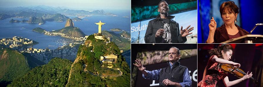 TED 2014 (Foto: Reprodução/TEDGlobal)