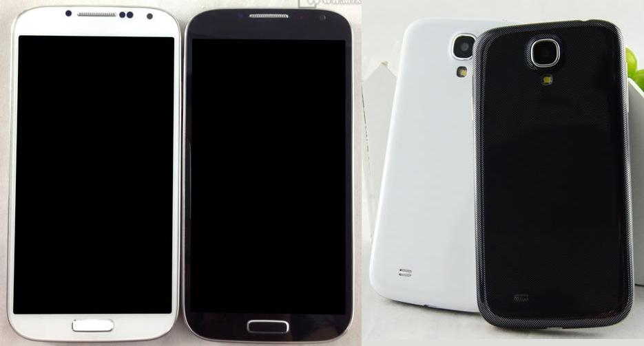 """O S6 é """"idêntico"""" ao Galaxy S4 e traz ainda os recursos Smart Pause, Hover Touch e reconhecimento de gestos (Foto: Reprodução/GizChina) (Foto: O S6 é """"idêntico"""" ao Galaxy S4 e traz ainda os recursos Smart Pause, Hover Touch e reconhecimento de gestos (Foto: Reprodução/GizChina))"""