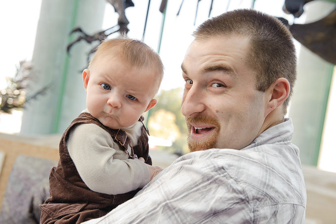 Skeptical Baby (Foto: Reprodução)