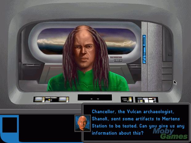 Série Next Generation foi tema de vários jogos (Foto: Reprodução/Moby Games)